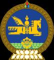 embleme mongolie