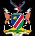 embleme namibie
